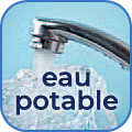 Eau potable logo