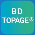 BD TOPAGE® logo référentiel hydrographique