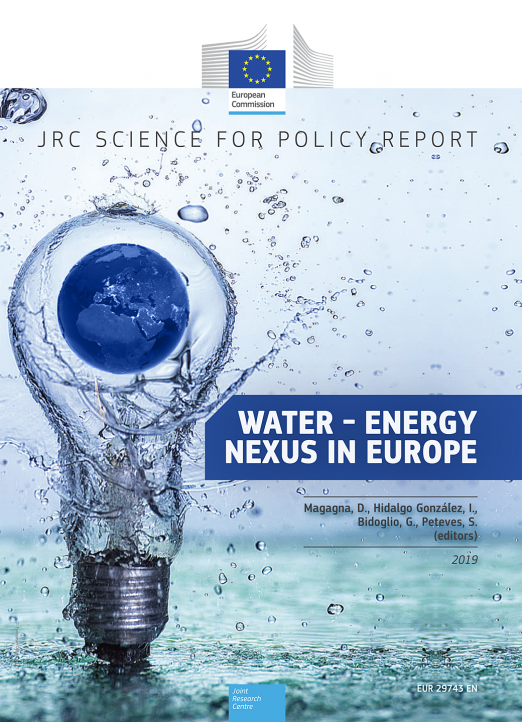 Water – Energy Nexus in Europe, EU, 2019