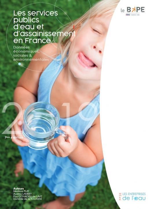 Les services publics d'eau et d'assainissement en France - <em class=